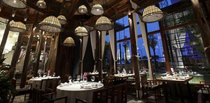 ekskluzywna restauracja